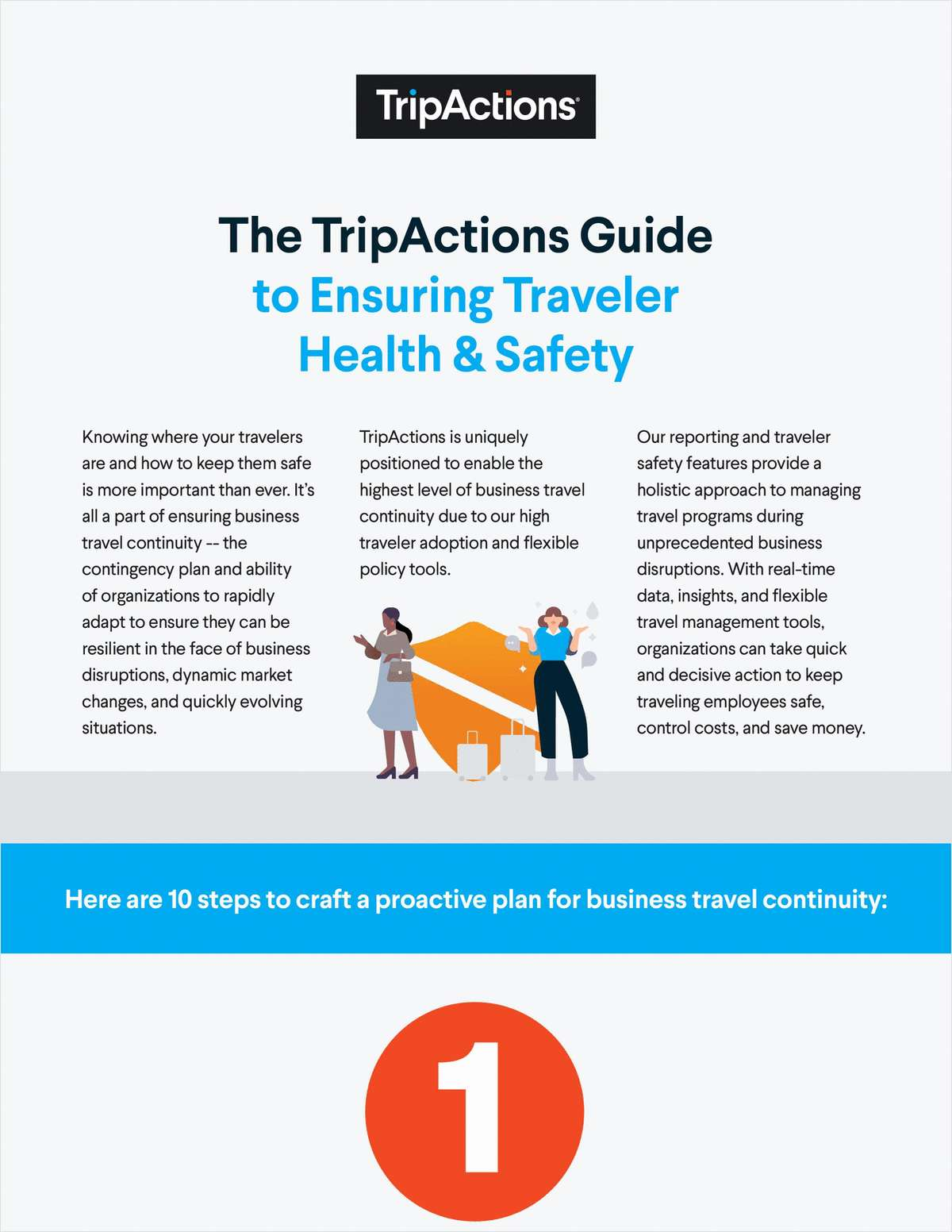 The TripActions Guide to Ensuring Traveler Health & Safety