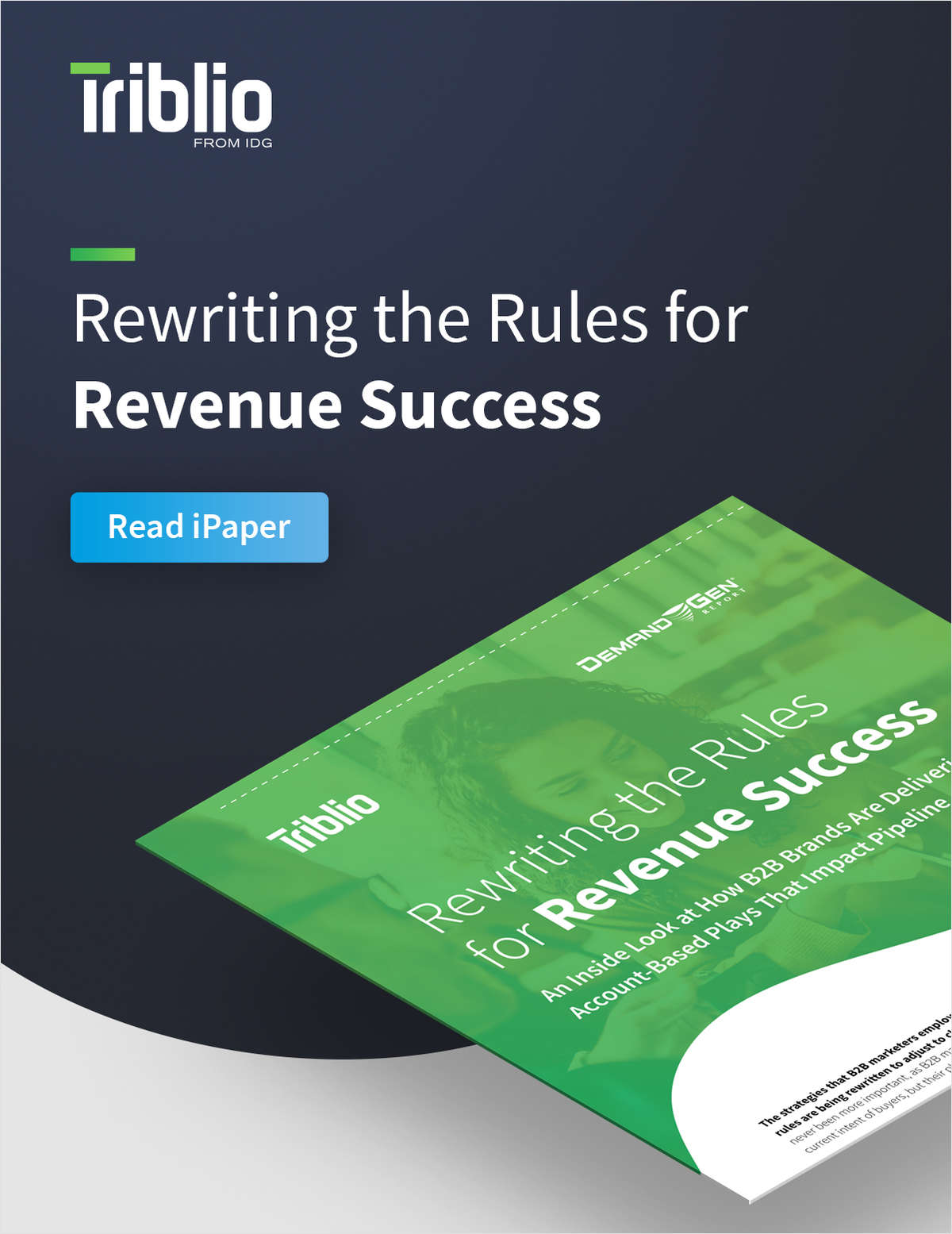 Rewriting the Rules for Revenue Success