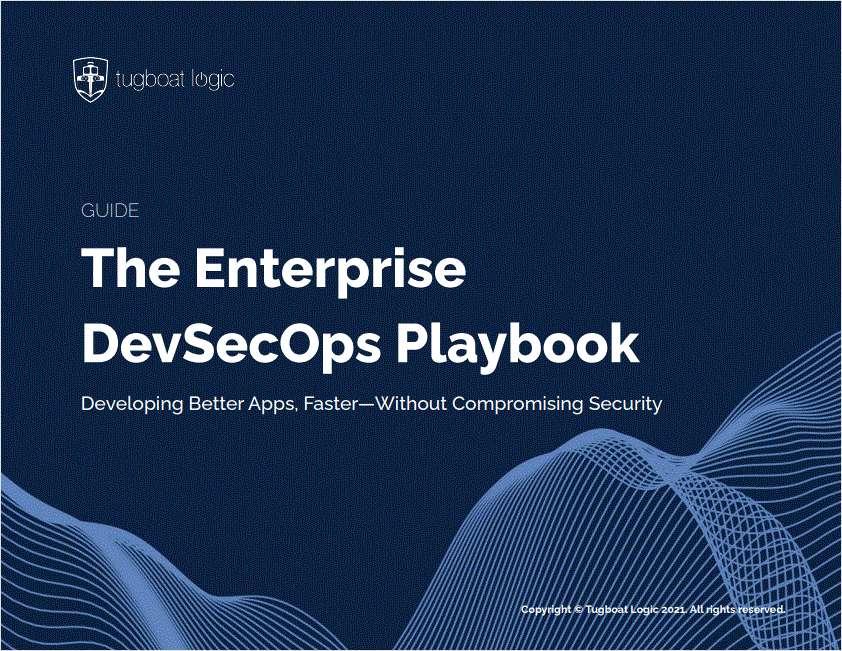 The Enterprise DevSecOps Playbook