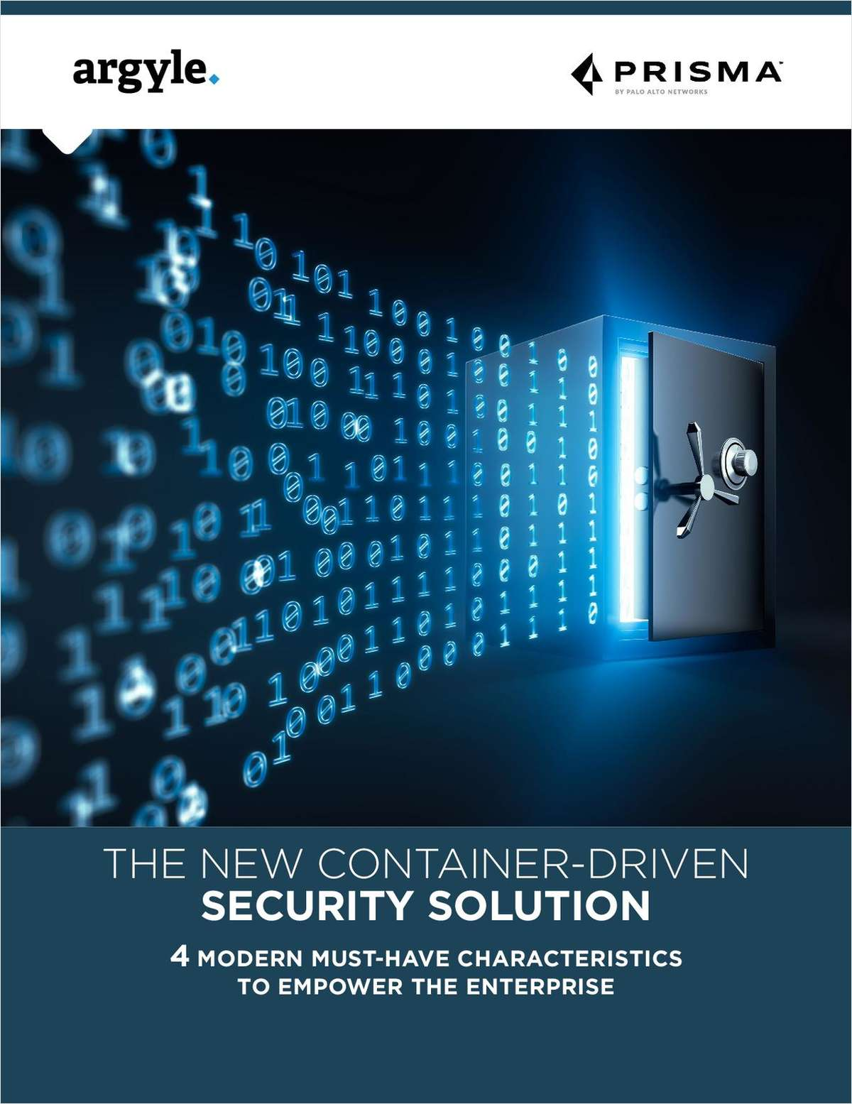 The New Container-Driven Security Solution