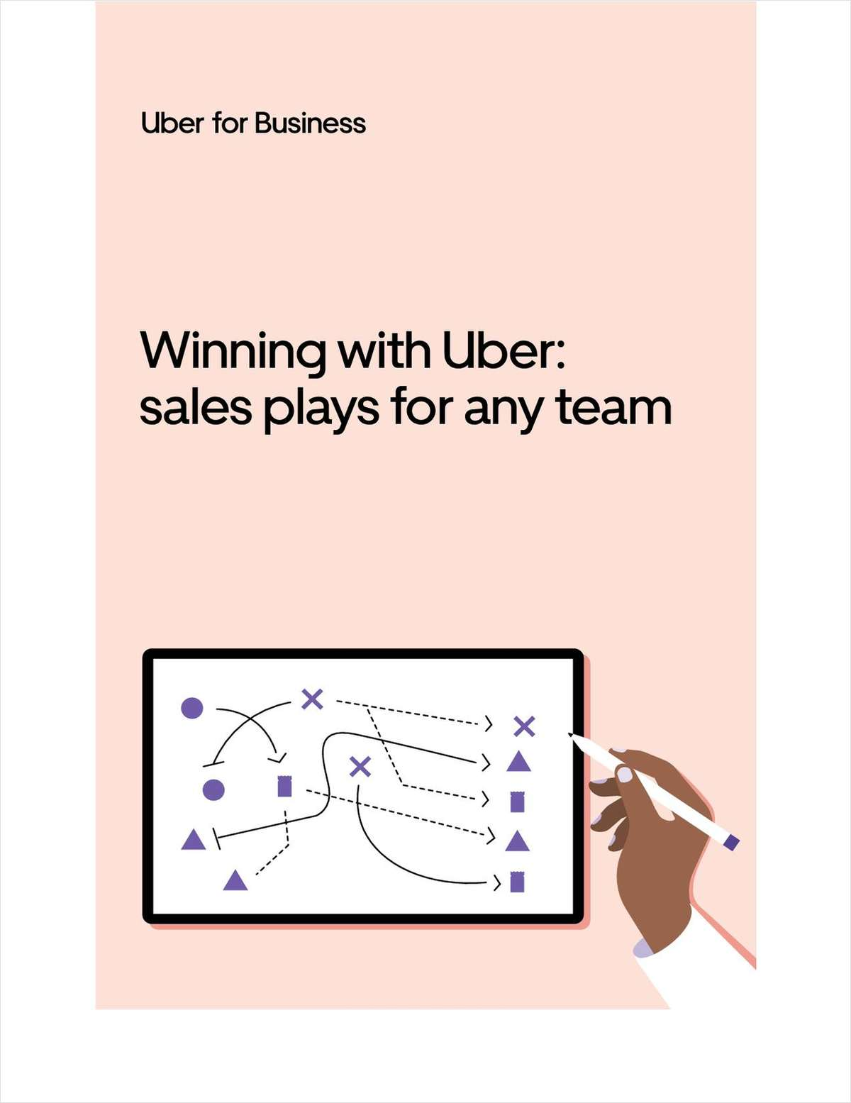 Winning with Uber: sales plays for any team