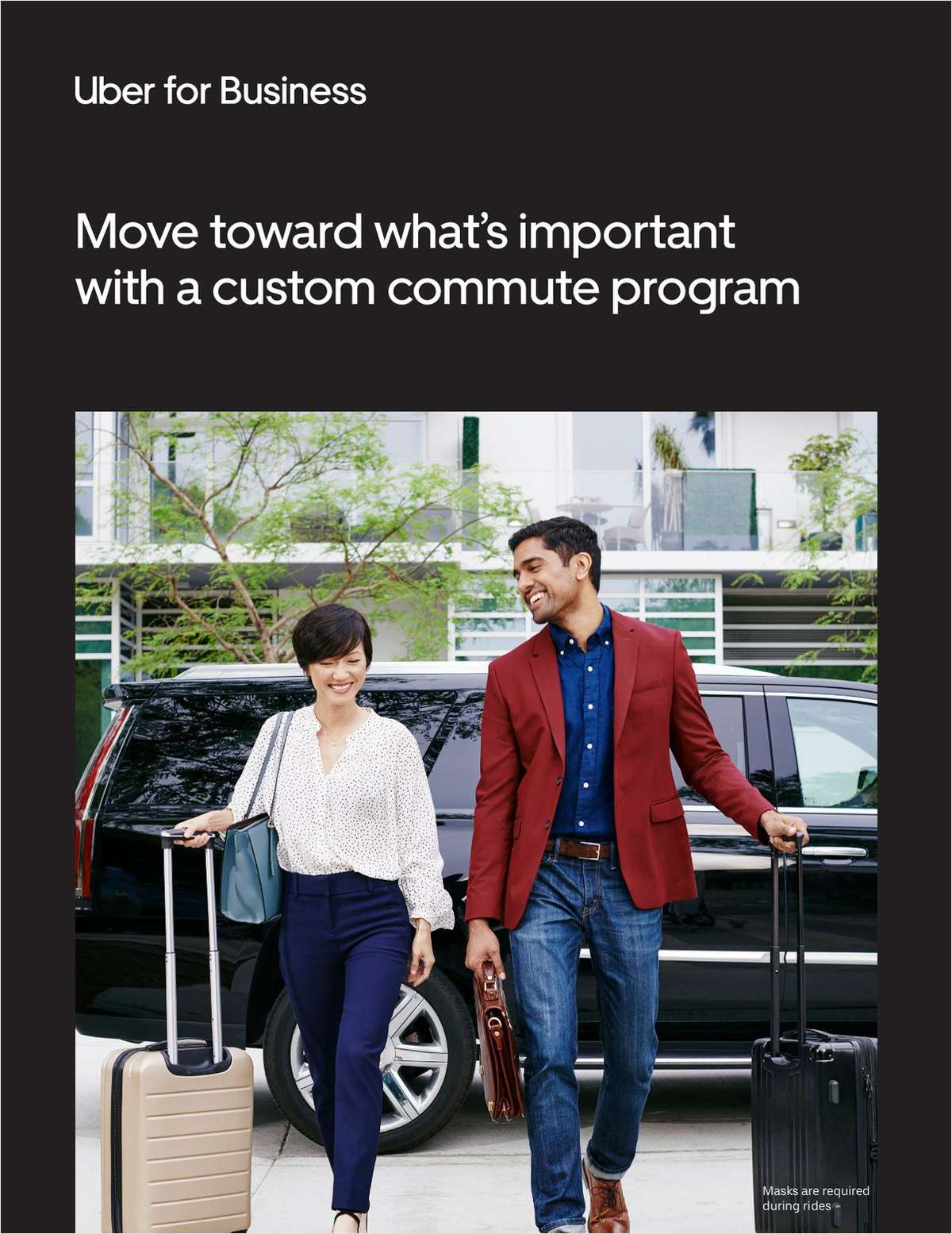 Move toward what's important with a custom commute program