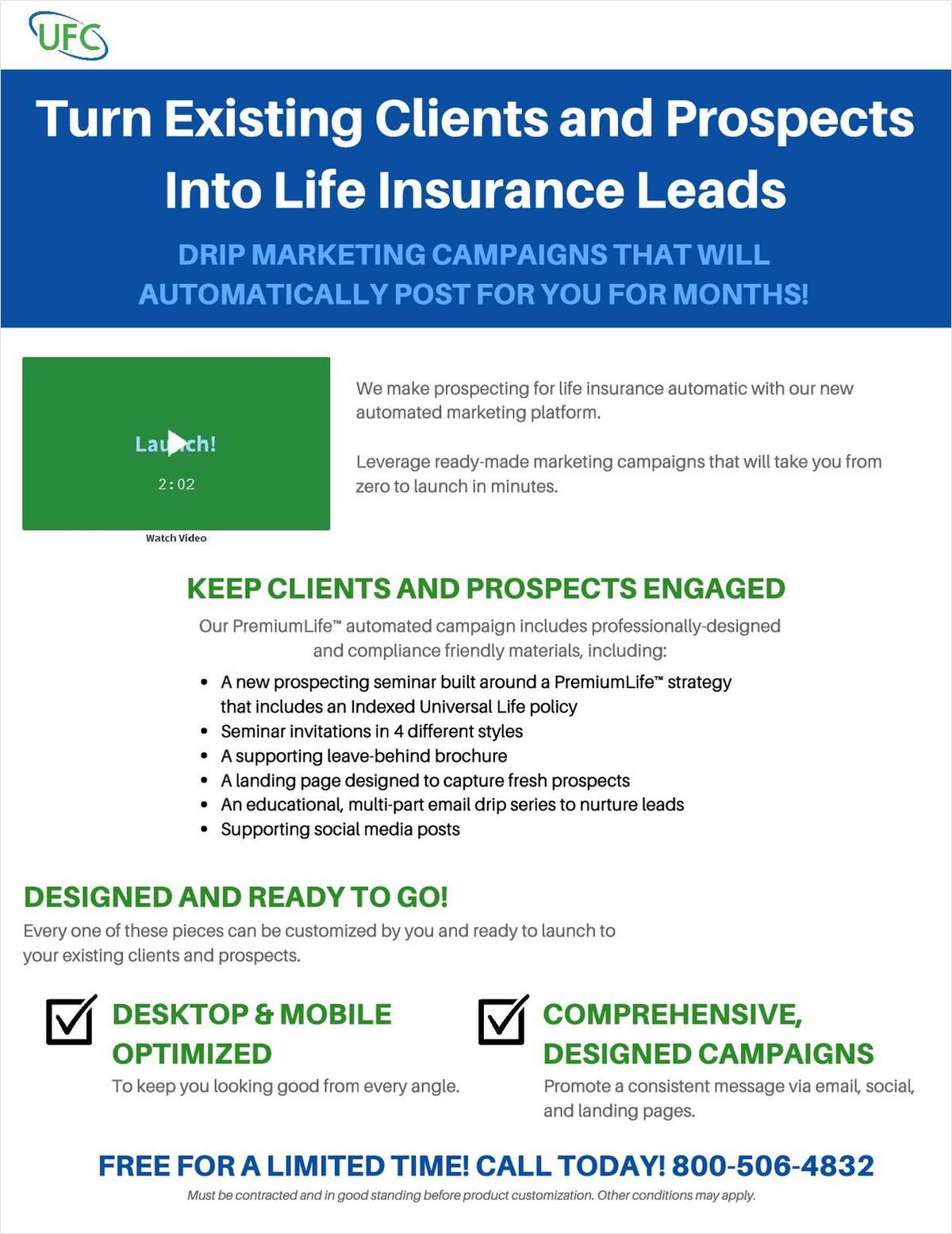 Turn Existing Clients and Prospects Into Life Insurance Leads