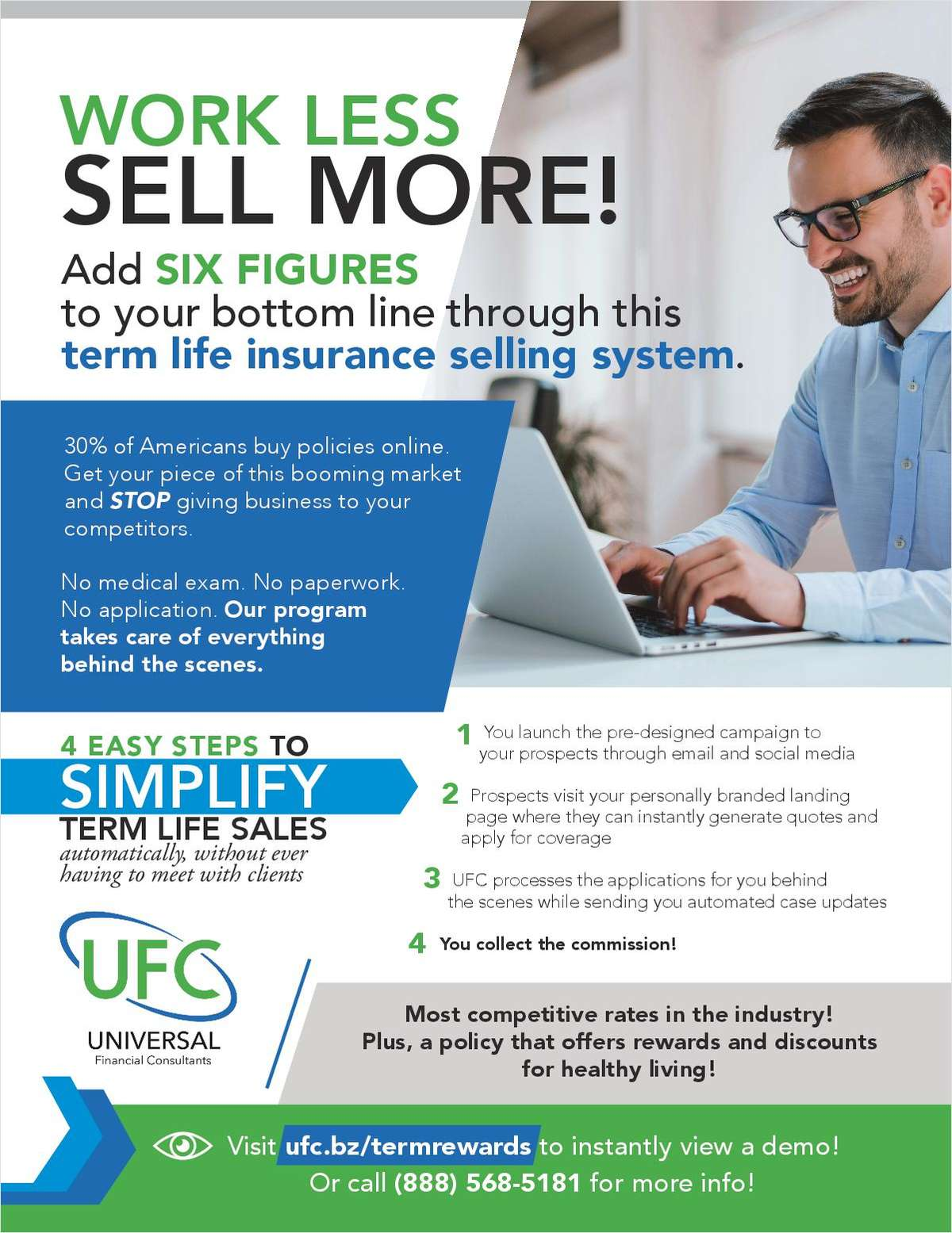 4 Easy Steps to Simplify Term Life Sales