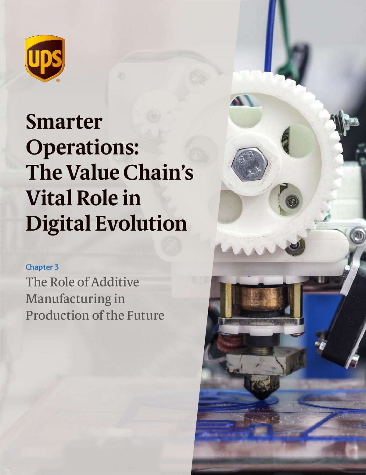 The Role of Additive Manufacturing in Production of the Future