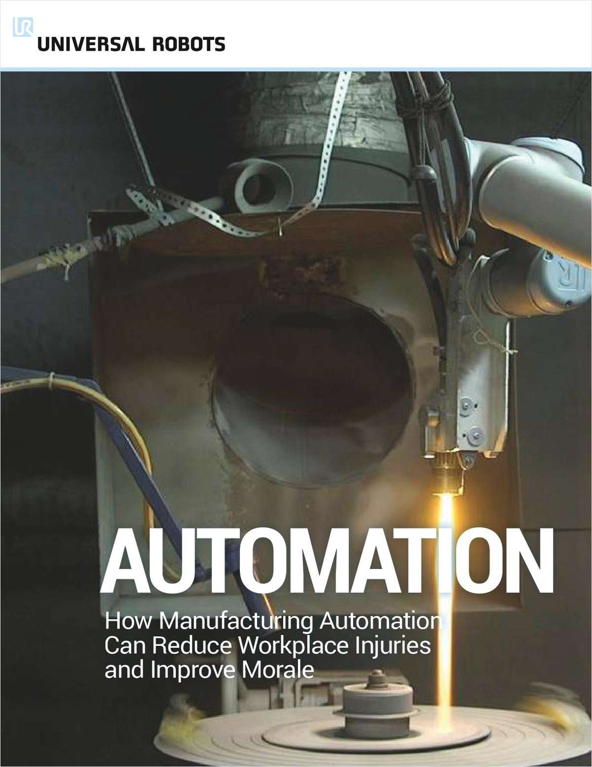 How Manufacturing Automation Can Reduce Workplace Injuries and Improve Morale