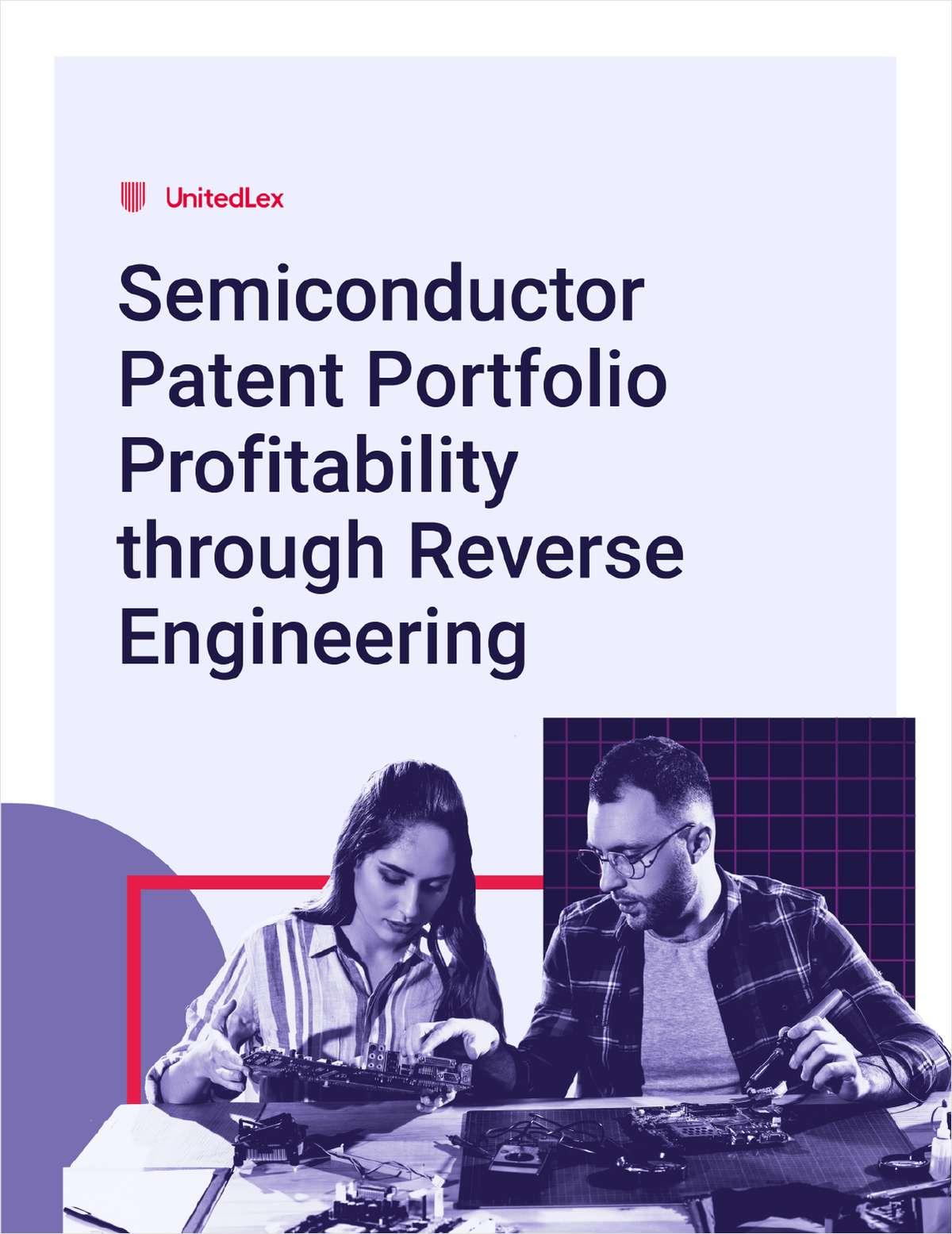 IP SemiC Patent Portfolio White Paper