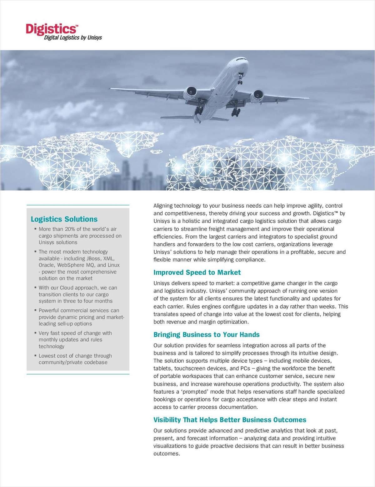 How Digital Logistics Drives Success and Growth