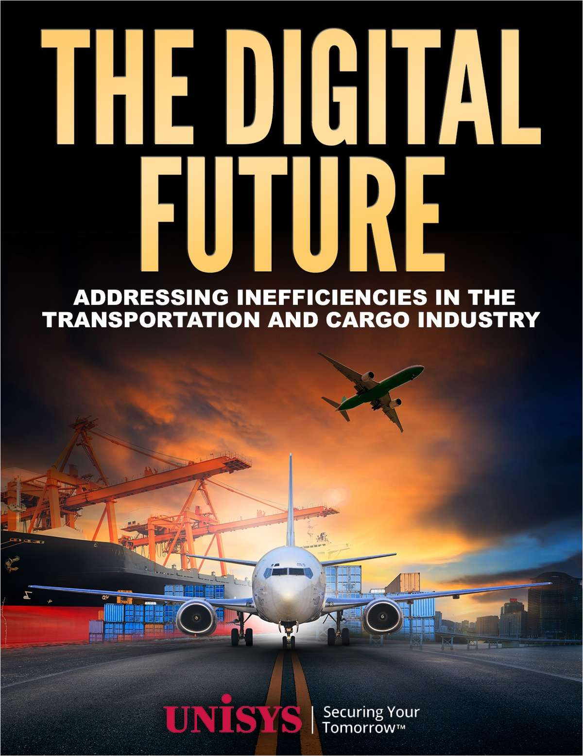 The Digital Future: Addressing Inefficiencies in the Transportation and Cargo Industry