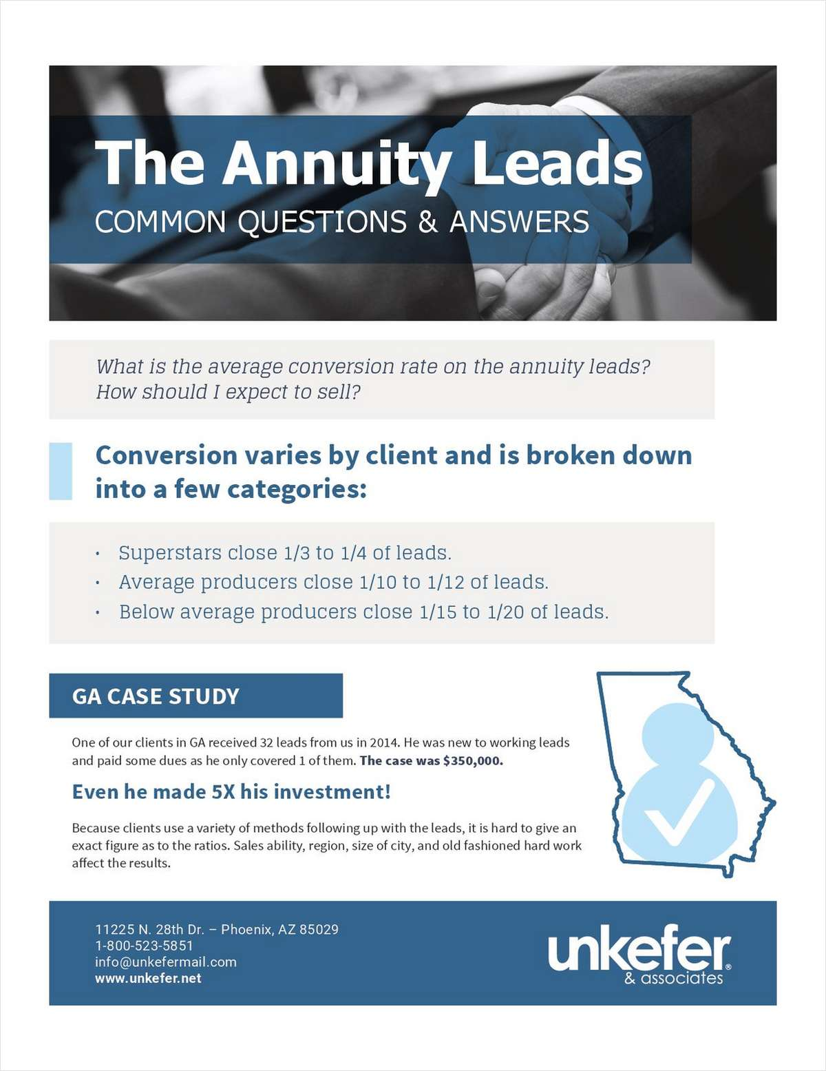 How Qualified are Your Annuity Leads?