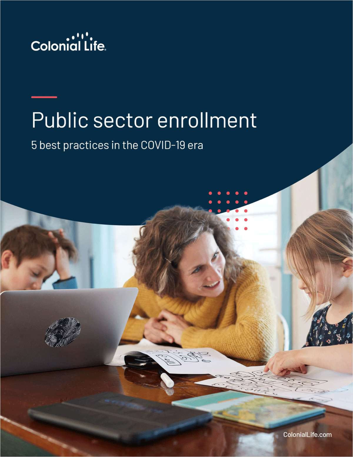 Public Sector: 5 Best Practices for Enrollment in the COVID-19 Era
