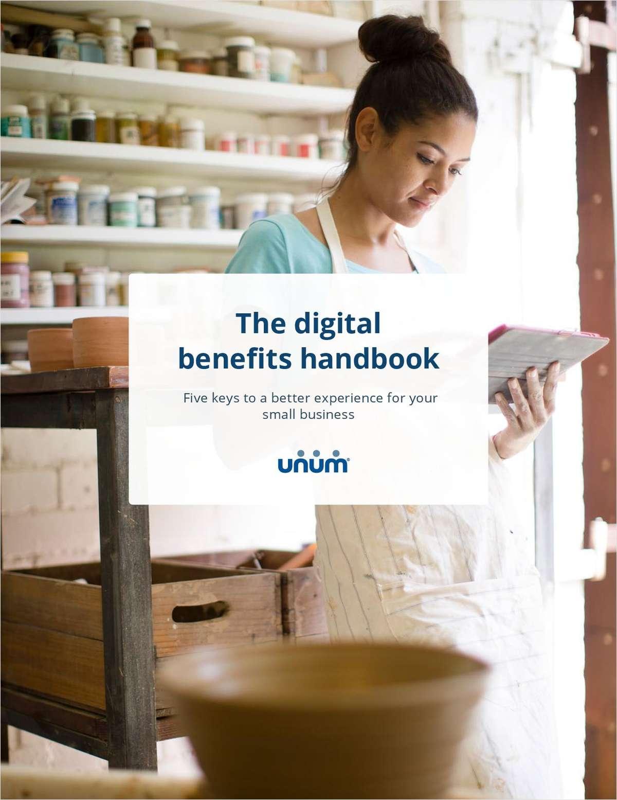 The Small Business Digital Benefits Handbook