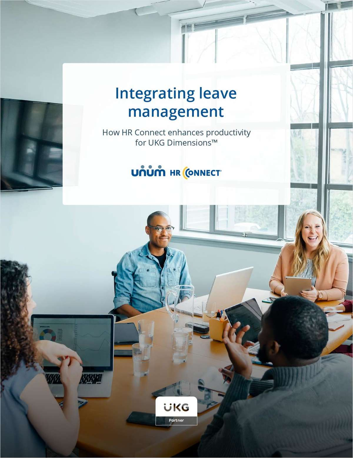 Integrating Leave Management: How HR Connect Enhances Productivity for UKG Dimensions