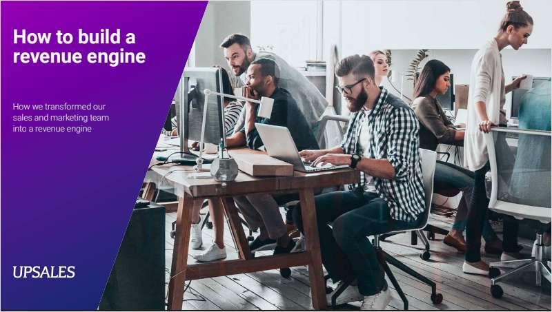 How to Build a Revenue Engine