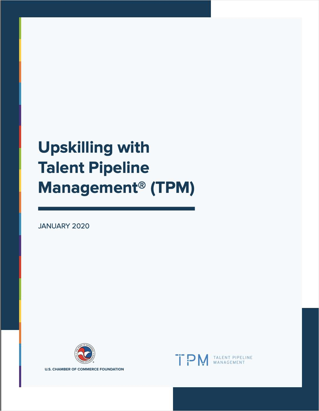 Upskilling with Talent Pipeline Management (TPM)