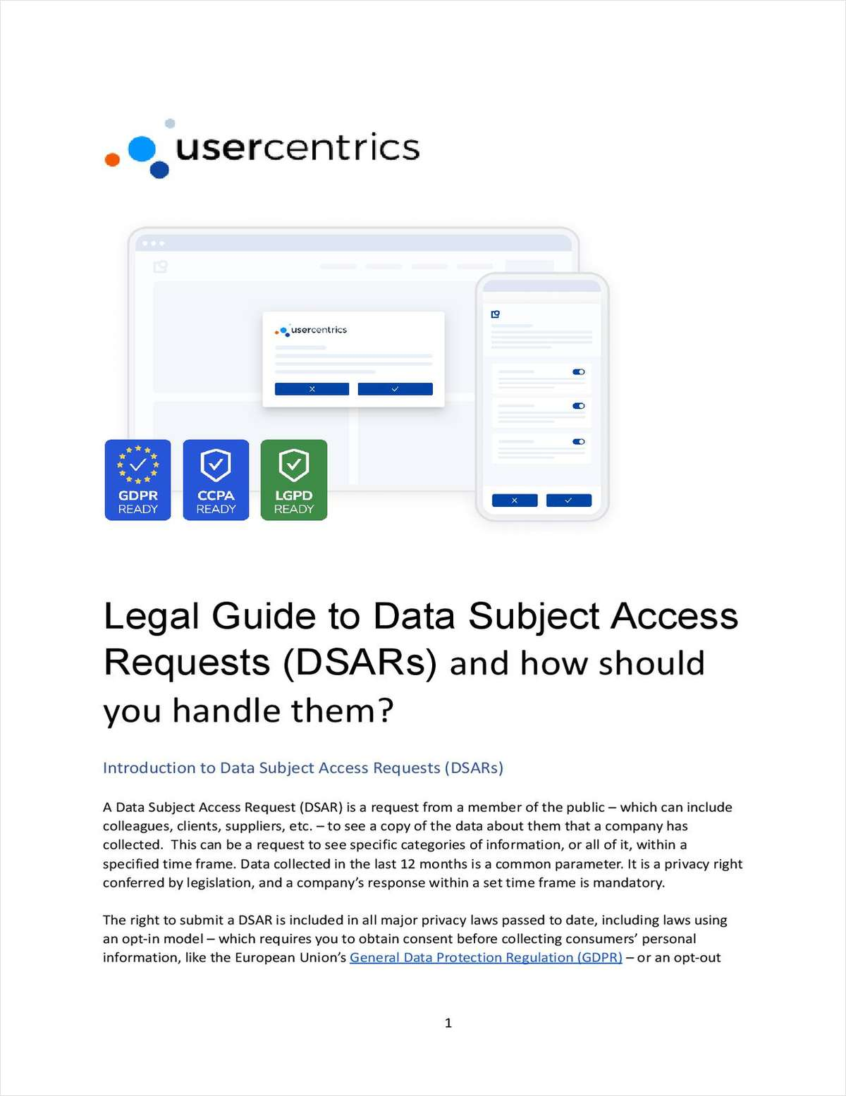Legal Guide to Data Subject Access Requests (DSARs) and How You Should Handle Them
