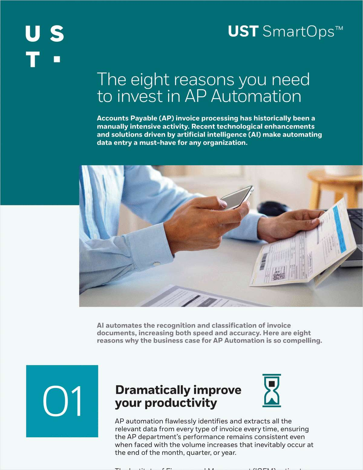 8 reasons you need to invest in AP Automation