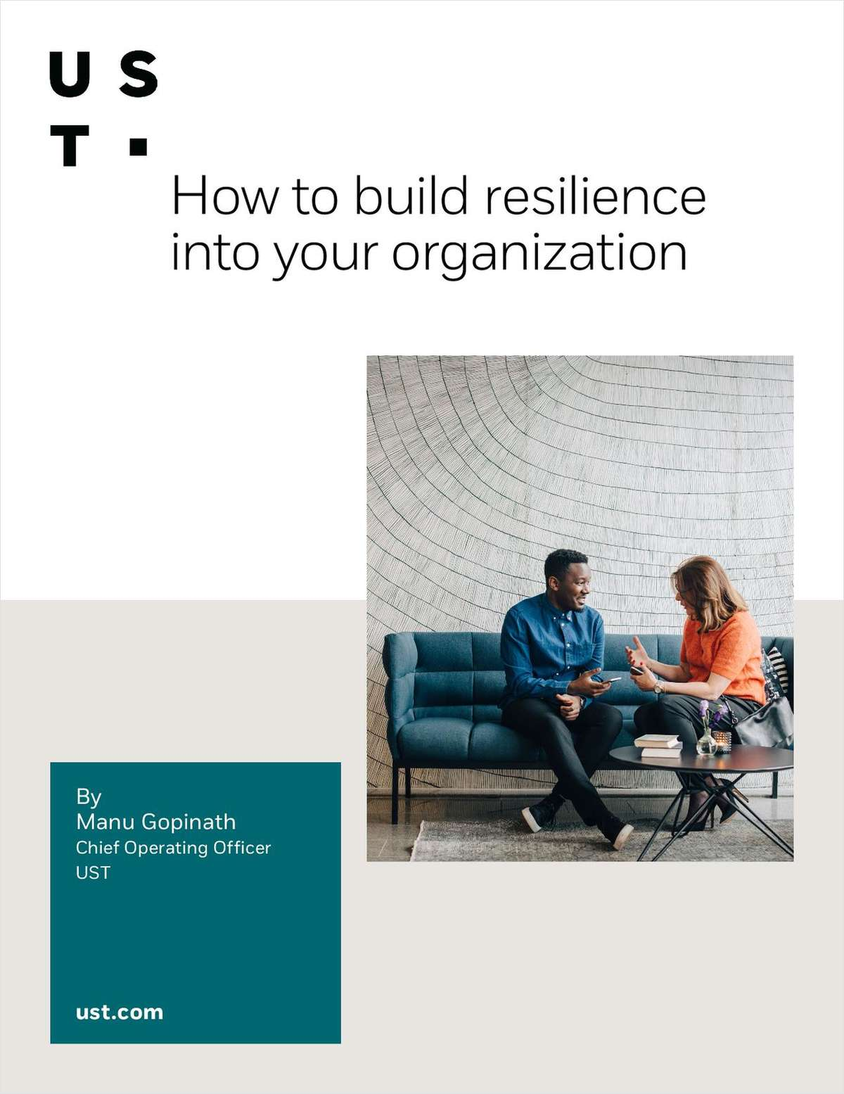 eBook- How to build resilience into your organization