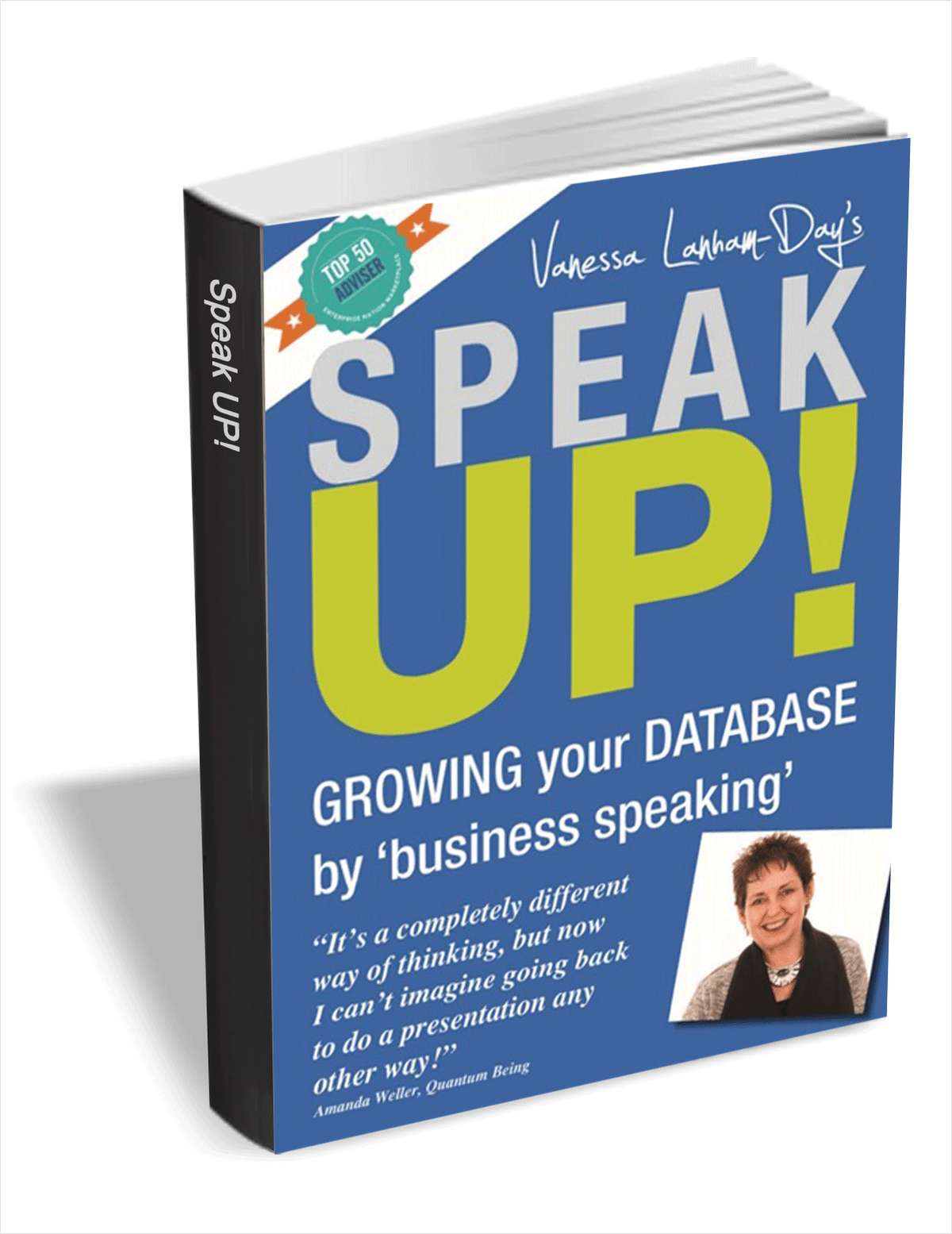 Speak Up - Growing Your Database by 'Business Speaking'
