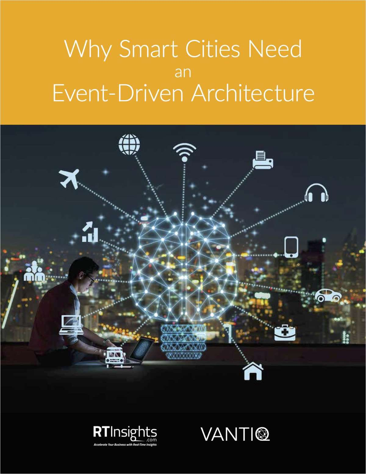 Why Smart Cities Need an Event-Driven Architecture