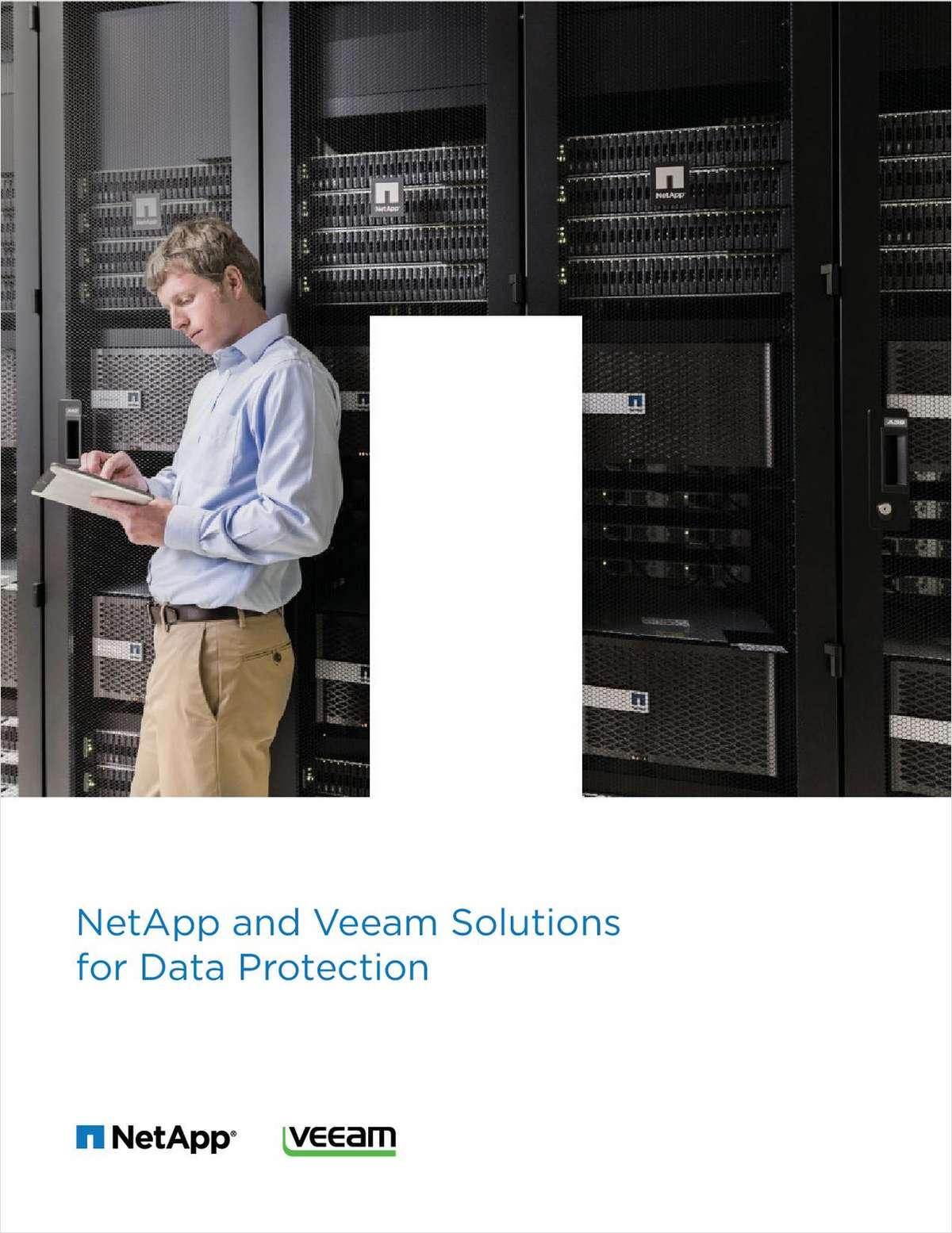 NetApp Use Cases Guide for Veeam Availability Solutions