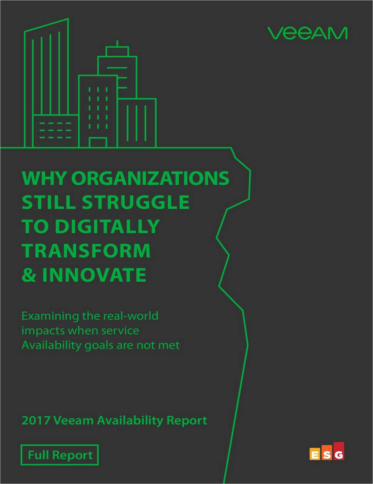 Why Organizations Still Struggle to Digitally Transform & Innovate