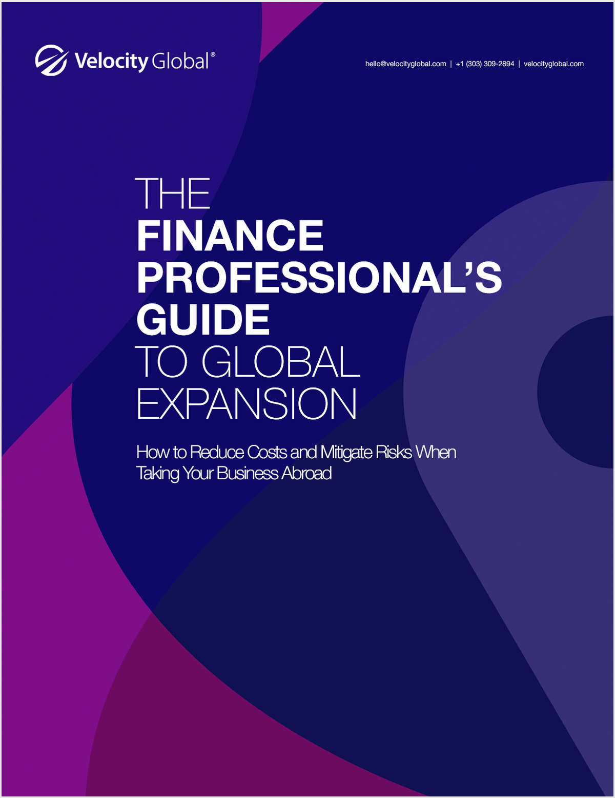 The Finance Professional's Guide to Global Expansion