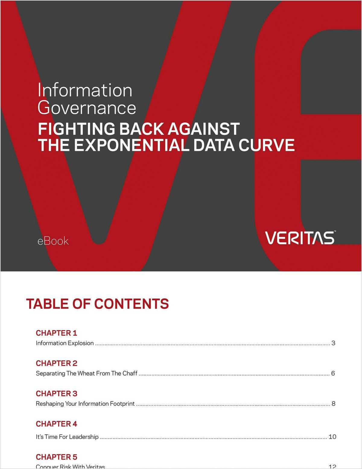 Information Governance Fighting Back Against the Exponential Data Curve