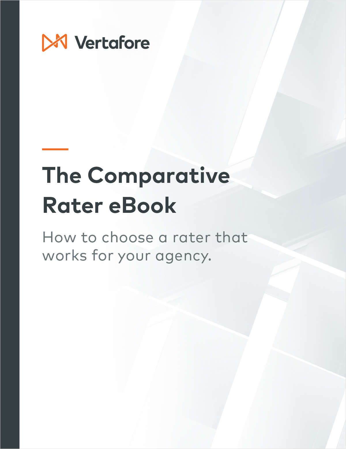 The Comparative Rater eBook: How to Choose a Rater that Works for Your Agency