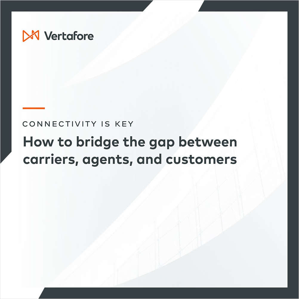 Simplifying The Insurance Lifecycle: Connectivity is Key