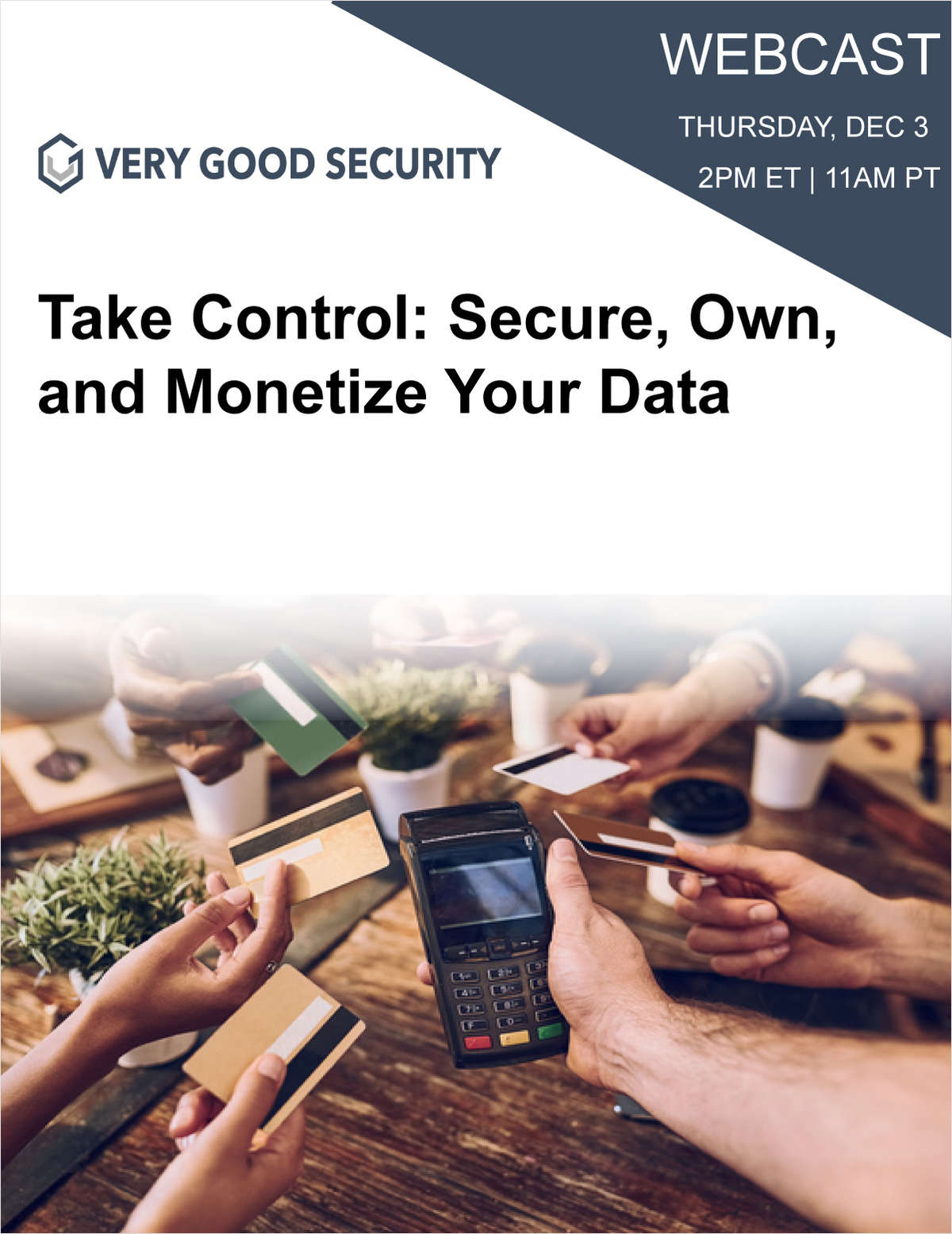 Take Control: Secure, Own, and Monetize Your Data