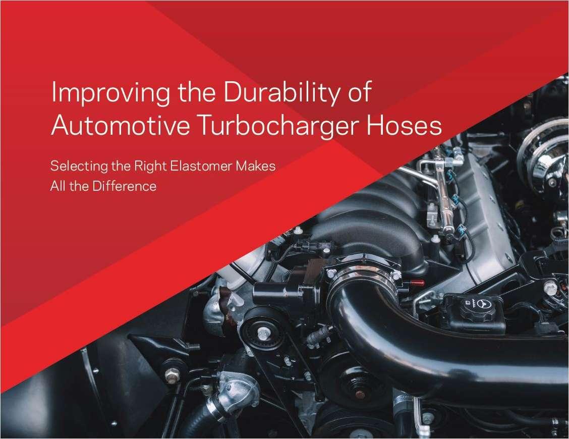 Gain Turbocharge Engine Efficiency with Viton Fluoroelastomers