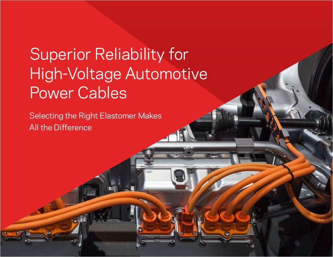 The Superior Reliability for High-Voltage Power Cables