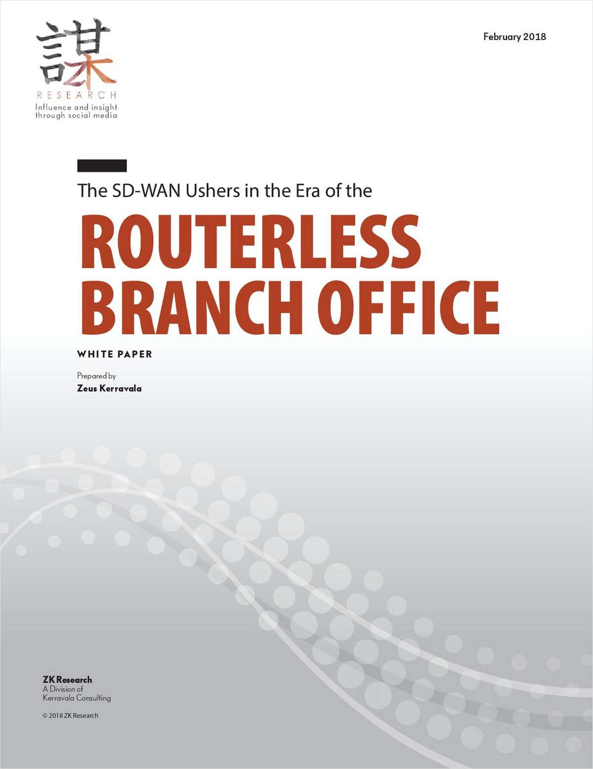 The Routerless Branch Office