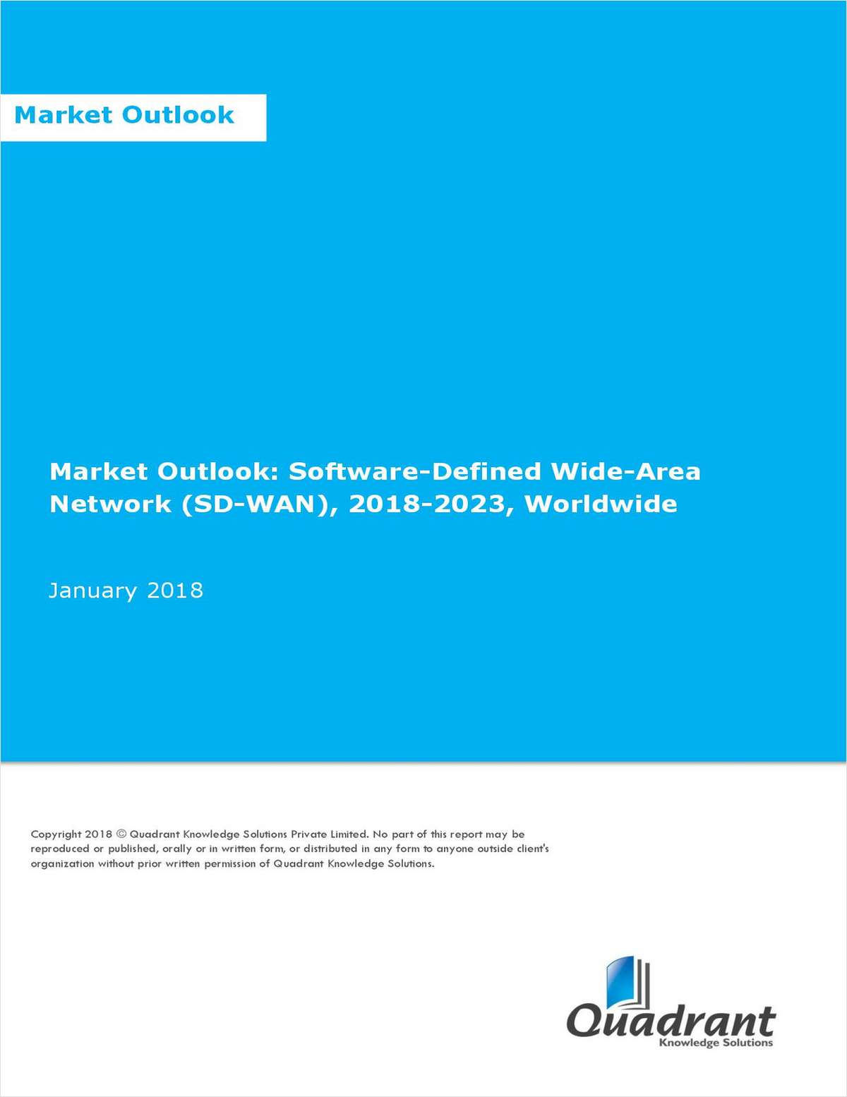 Market Outlook: Software-Defined Wide-Area Network