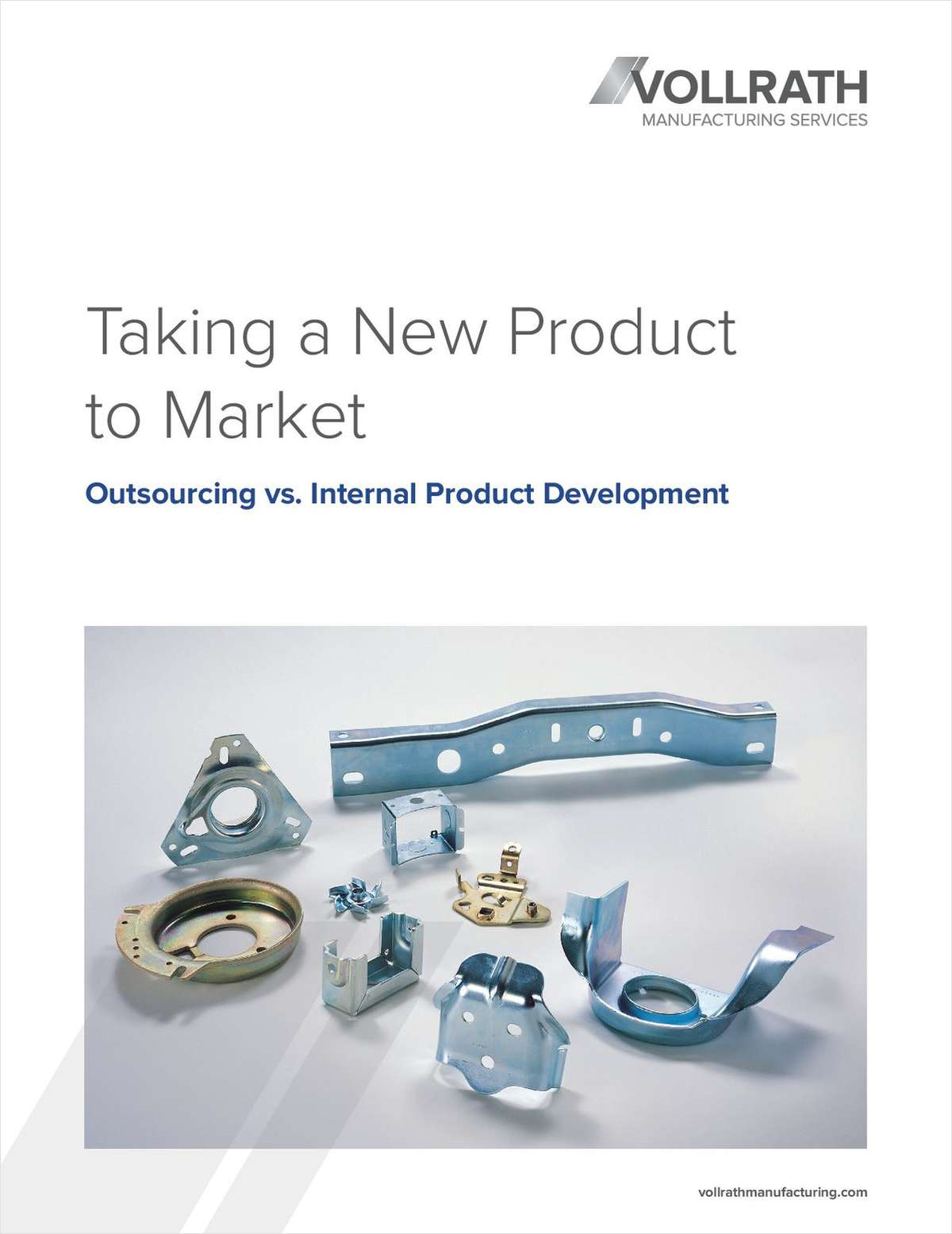 Taking a New Product to Market:  Outsourcing vs. Internal Product Development