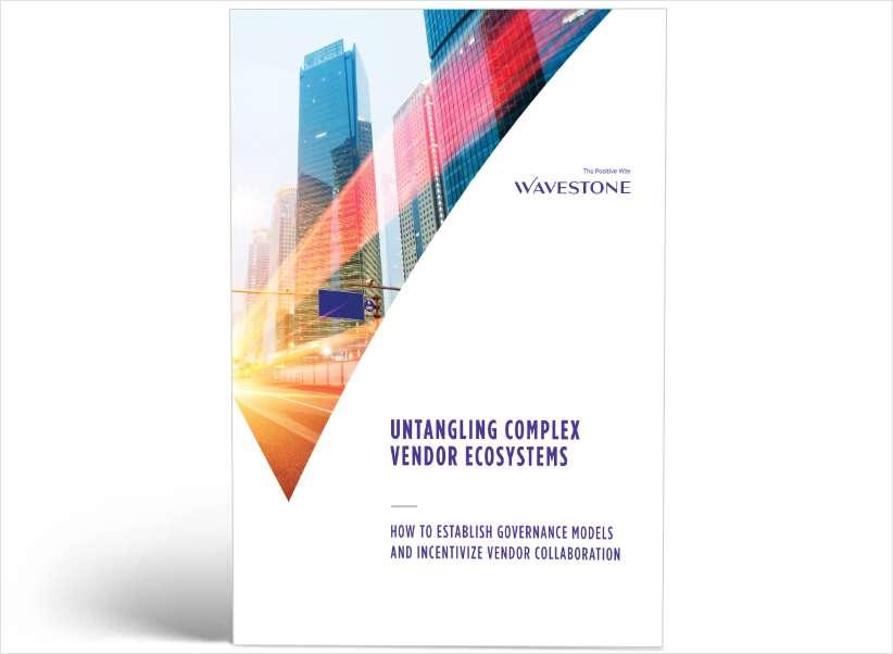 Untangling Complex Vendor Ecosystems