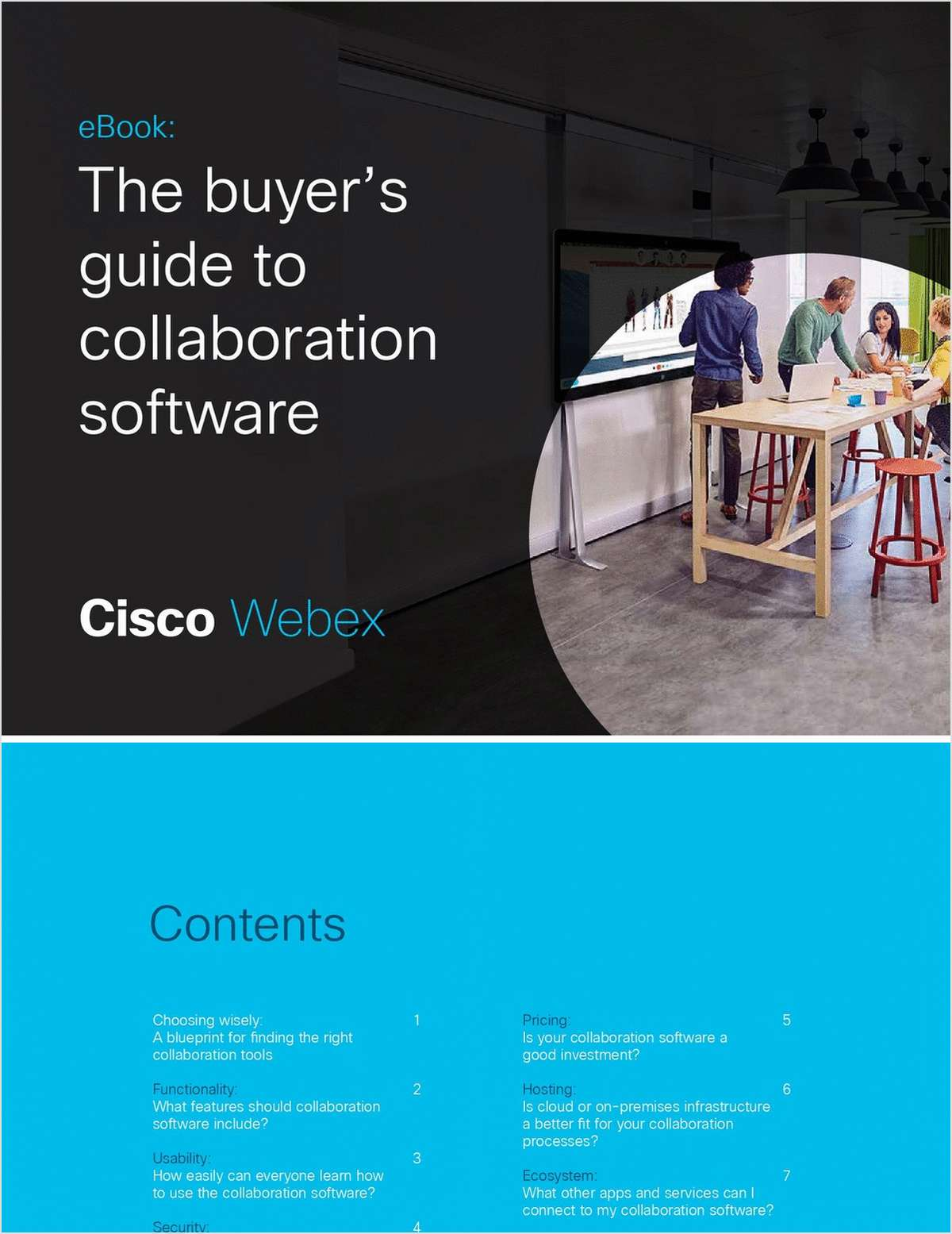 The Buyer's Guide to Collaboration Software