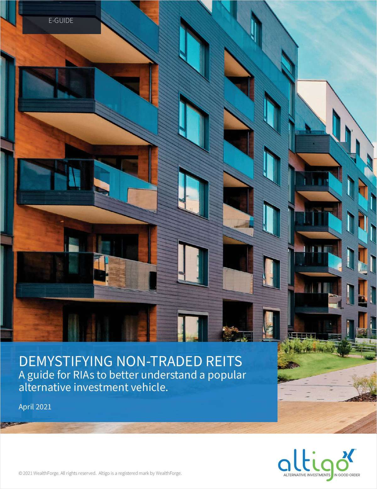 Demystifying Non-Traded REITs