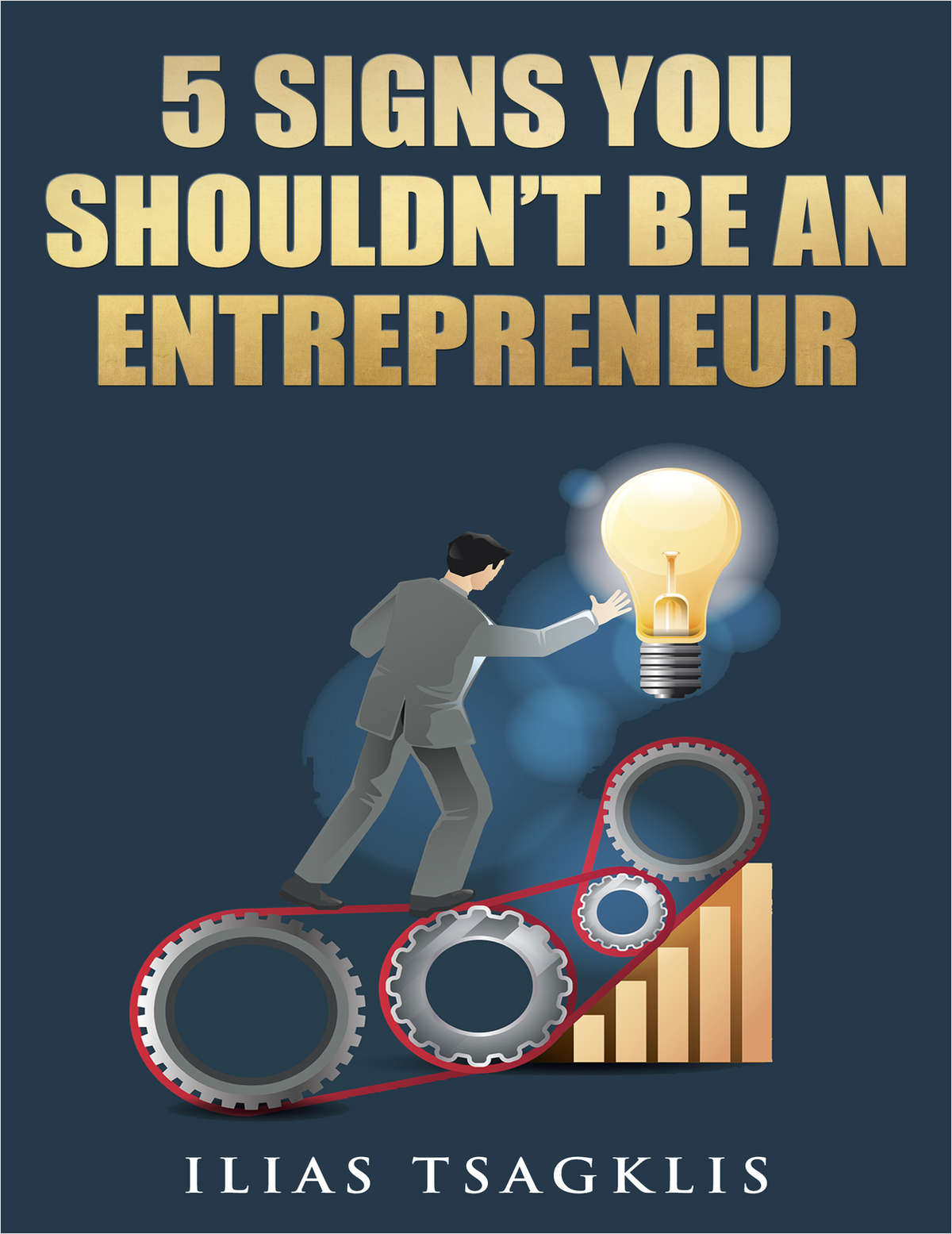 5 Signs You Shouldn't Be an Entrepreneur