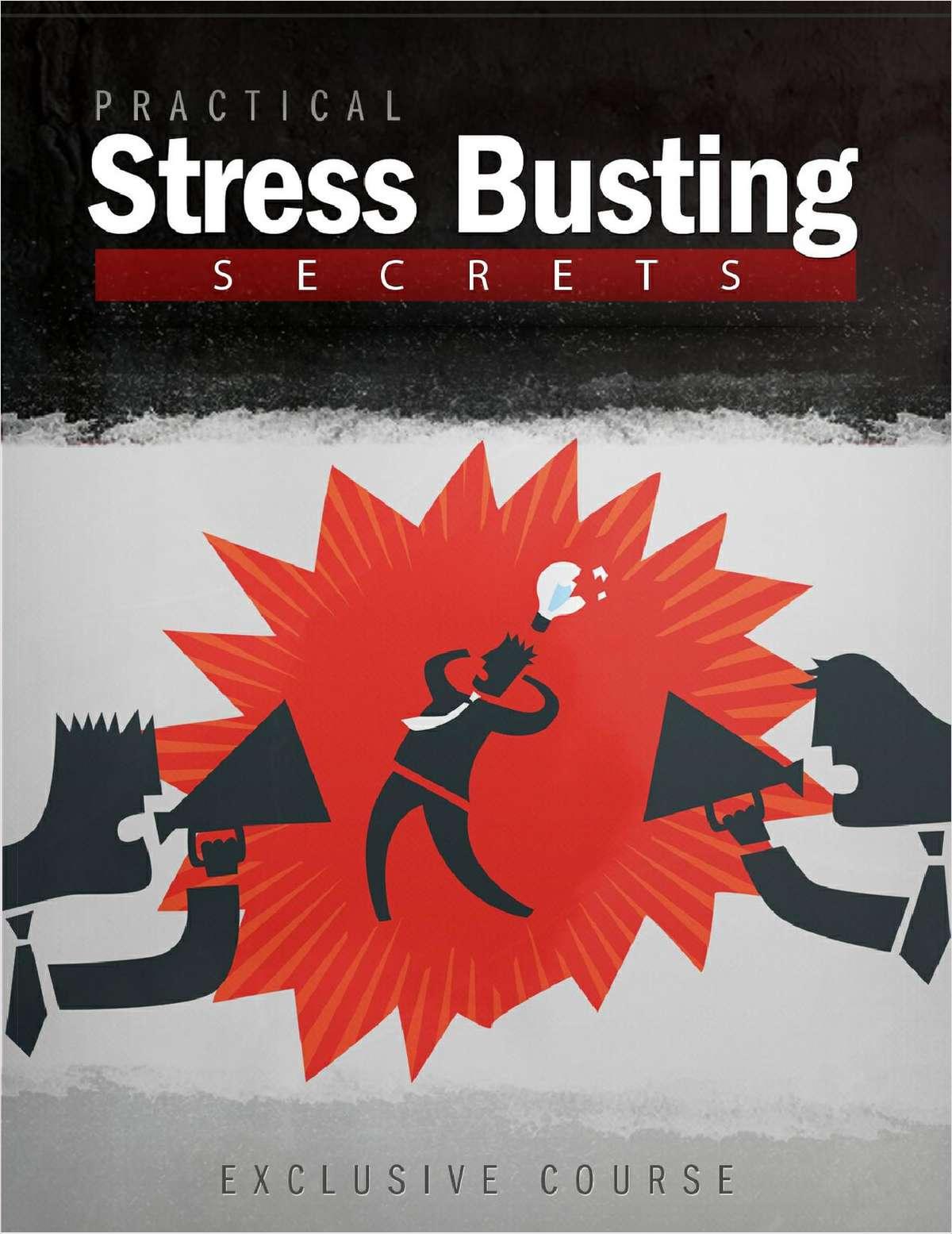 Practical Stress Busting Secrets