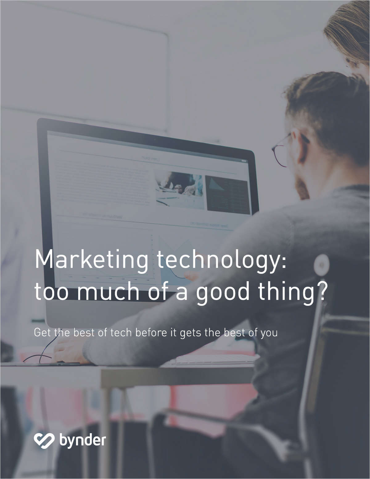 Marketing Technology: Too Much of a Good Thing?