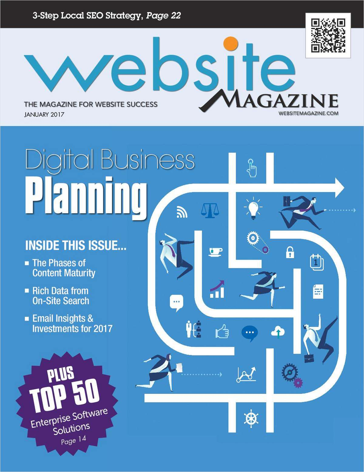 Website Magazine Free Subscription