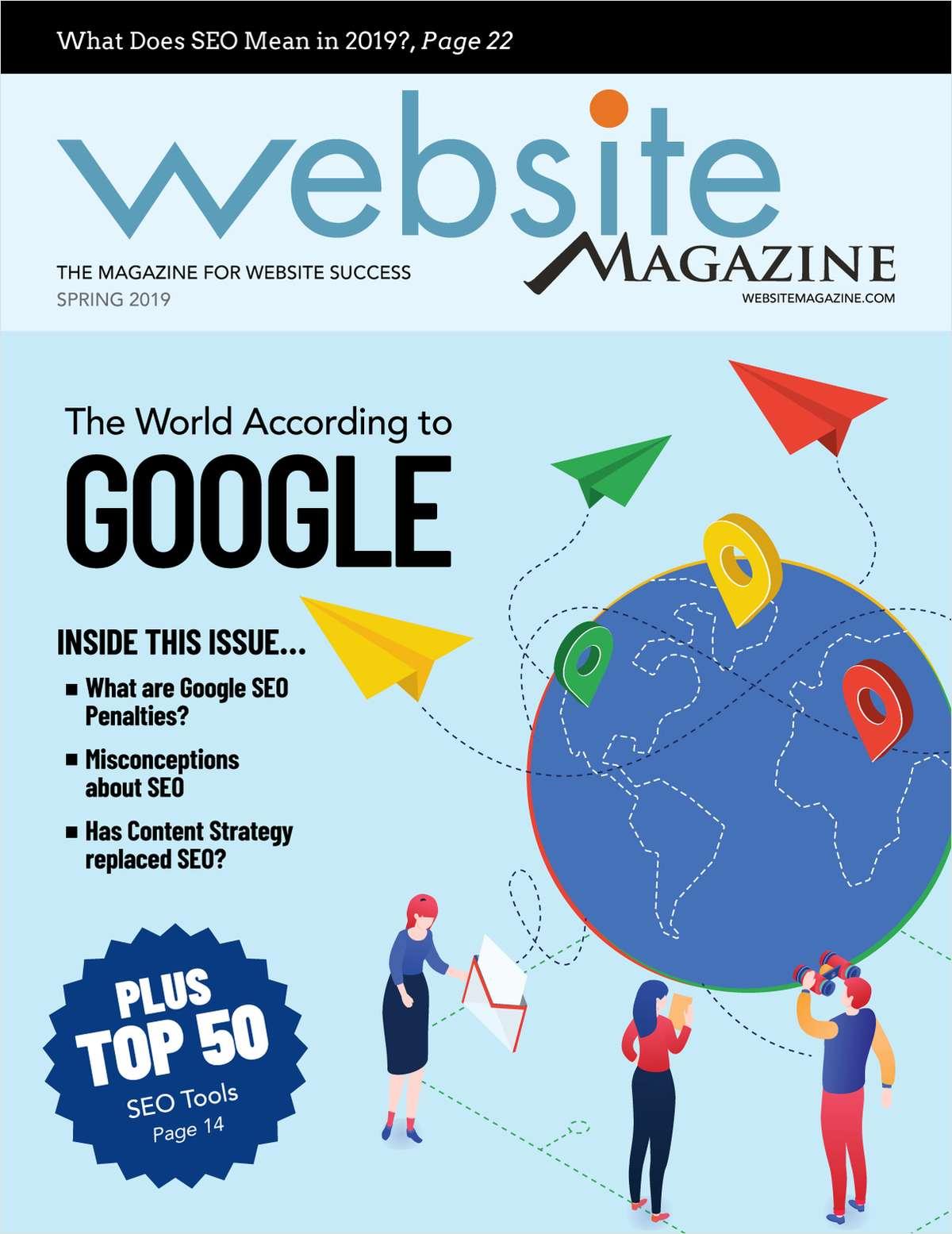 Website Magazine Digital Subscription