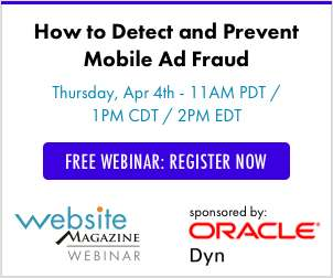 Webinar: How to Detect and Prevent Mobile Ad Fraud