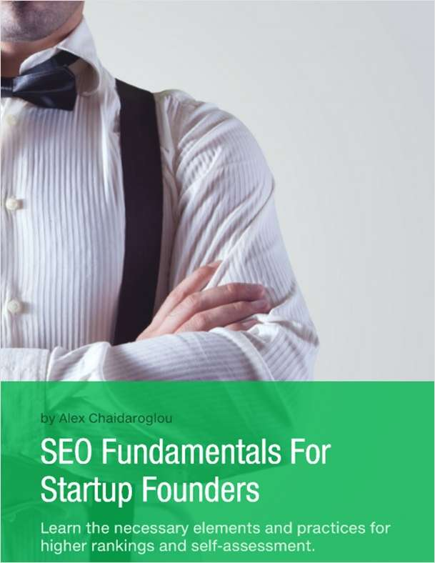 SEO Fundamentals For Startup Founders