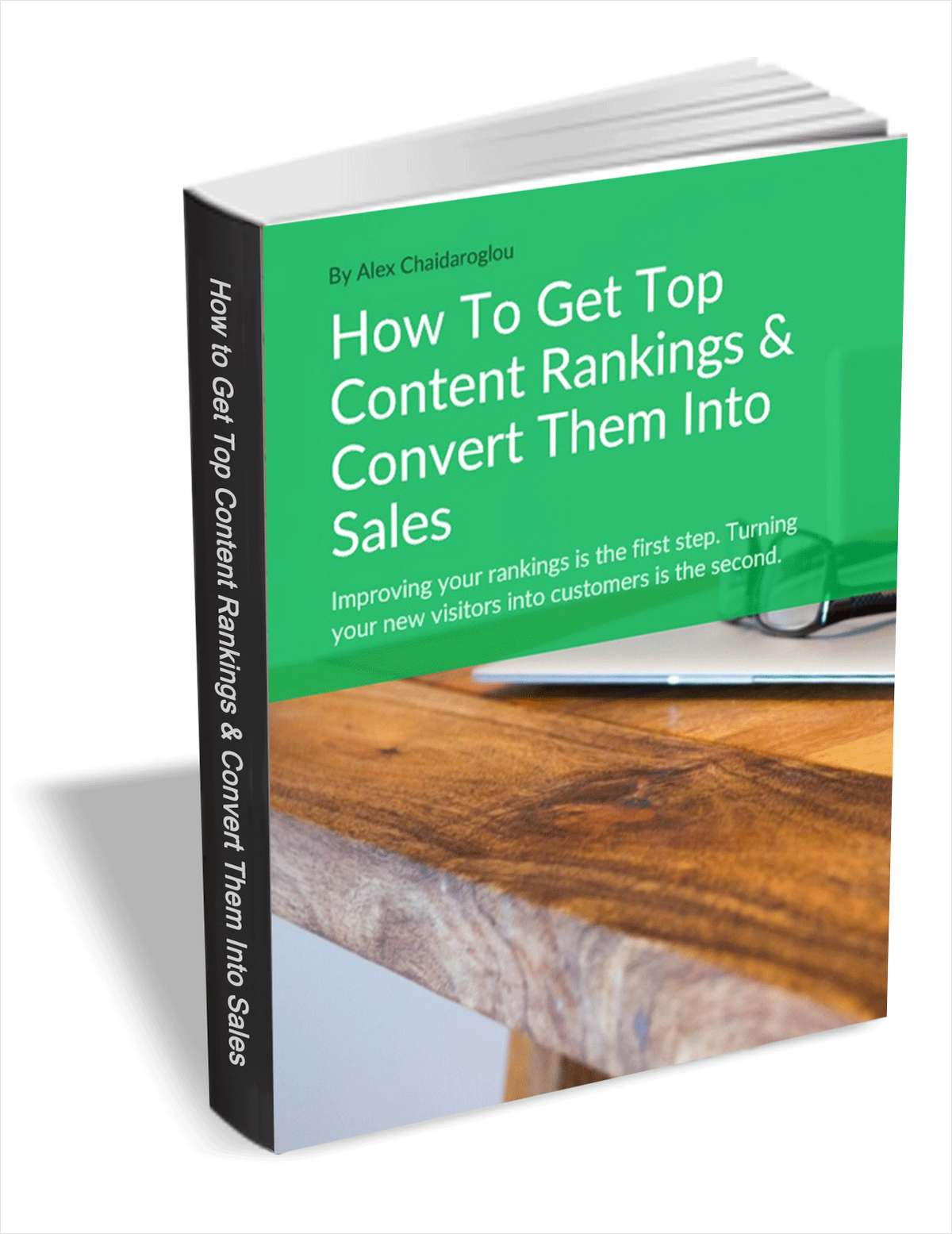 How To Get Top Content Rankings & Convert Them Into Sales