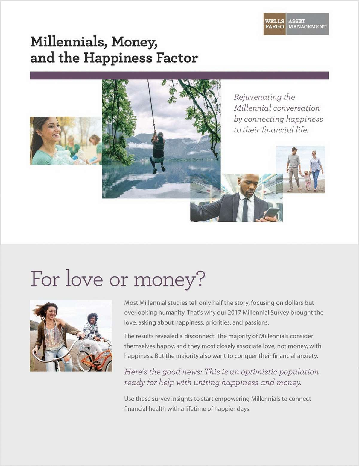 Millennials, Money, and the Happiness Factor
