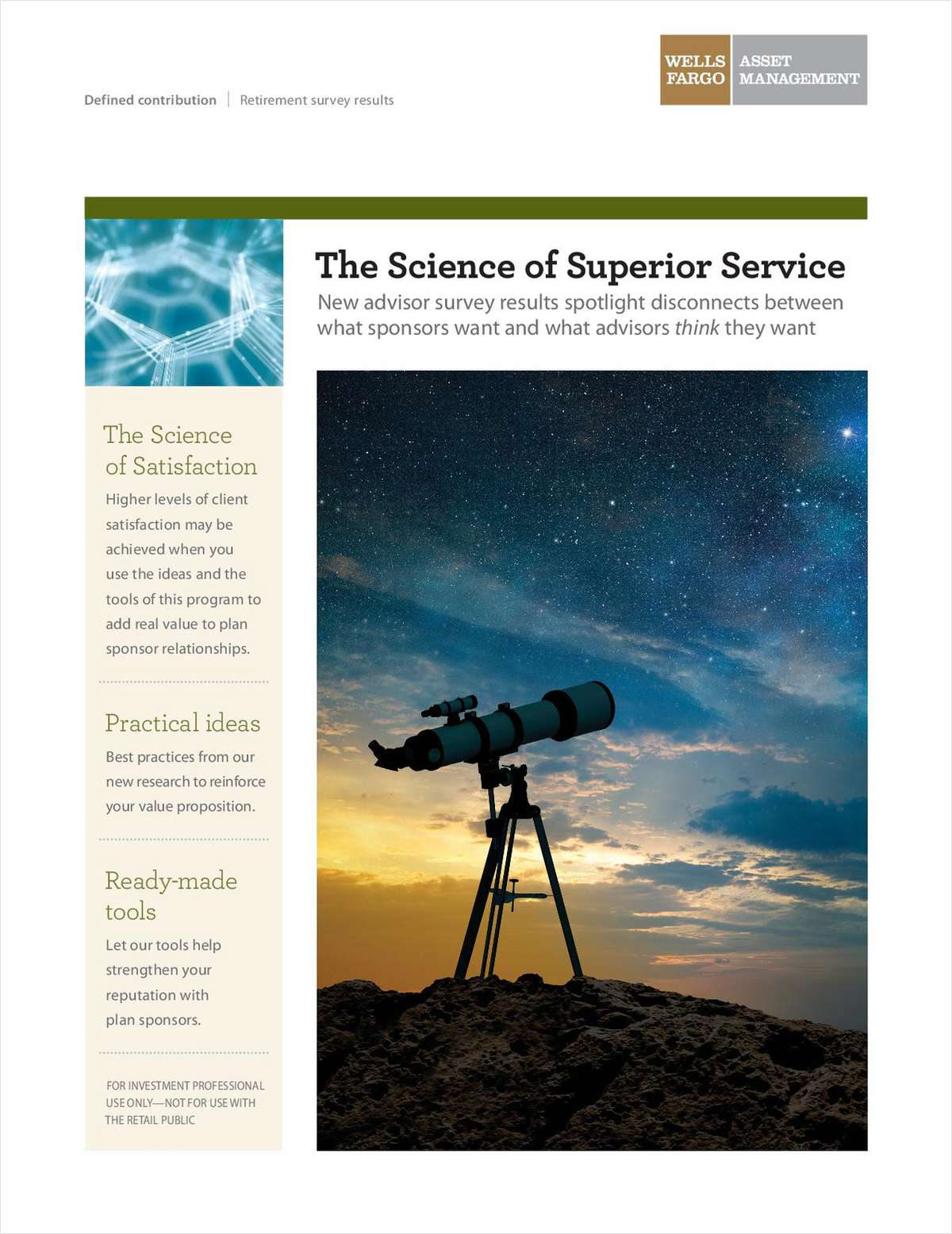 The Science of Superior Service: Full Report