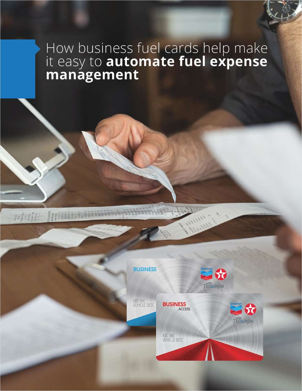 How Business Fuel Cards Help Make it Easy to Automate Fuel Expense Management